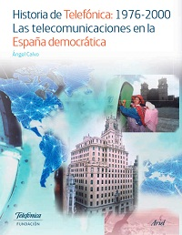 Historia de Telefónica: 1976-2000
