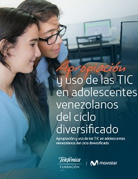Appropriation and Use of ICTs by Venezuelan Teenagers of Upper Secondary Education