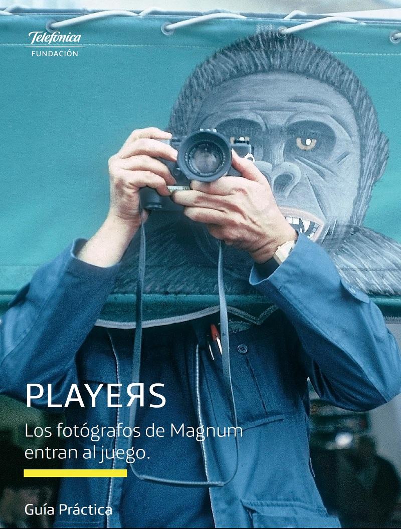Players: Los Fotógrafos de Magnum entran al juego