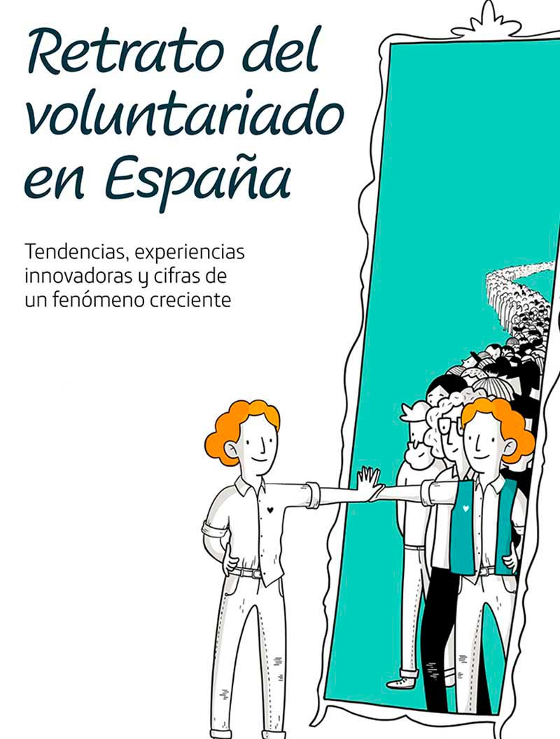 Retrato del voluntariado en España