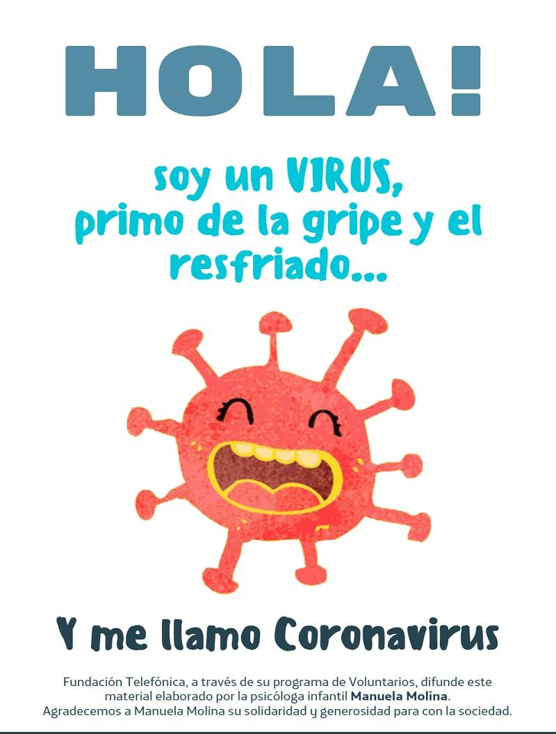 Hola, soy un virus